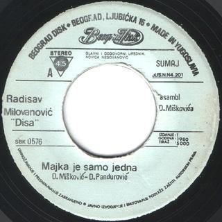 Radisa Disa Milovanovic - Diskografija  Radisa10