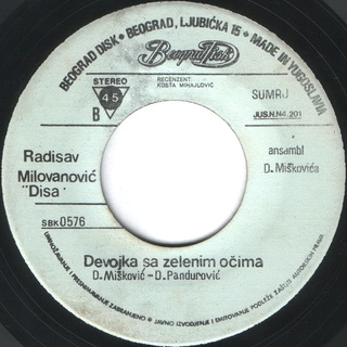 Radisa Disa Milovanovic - Diskografija  Radisa11