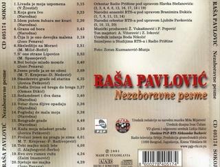 Rados Rasa Pavlovic - Diskografija  Rasa_p14
