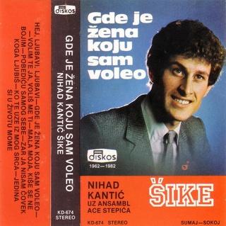 Nihad Kantic Sike - Diskografija  Sike_111
