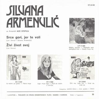 Silvana Armenulic - Diskografija  Silvan10
