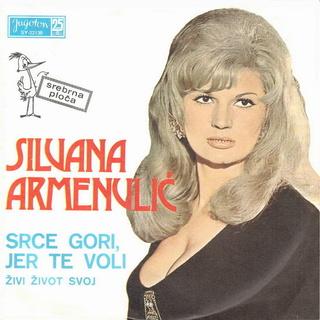 Silvana Armenulic - Diskografija  Silvan11