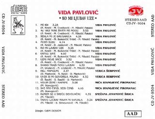Vida Pavlovic - Diskografija 2 - Page 2 Vida_p23
