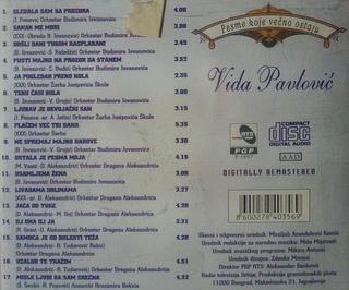 Vida Pavlovic - Diskografija 2 - Page 2 Vida_p25