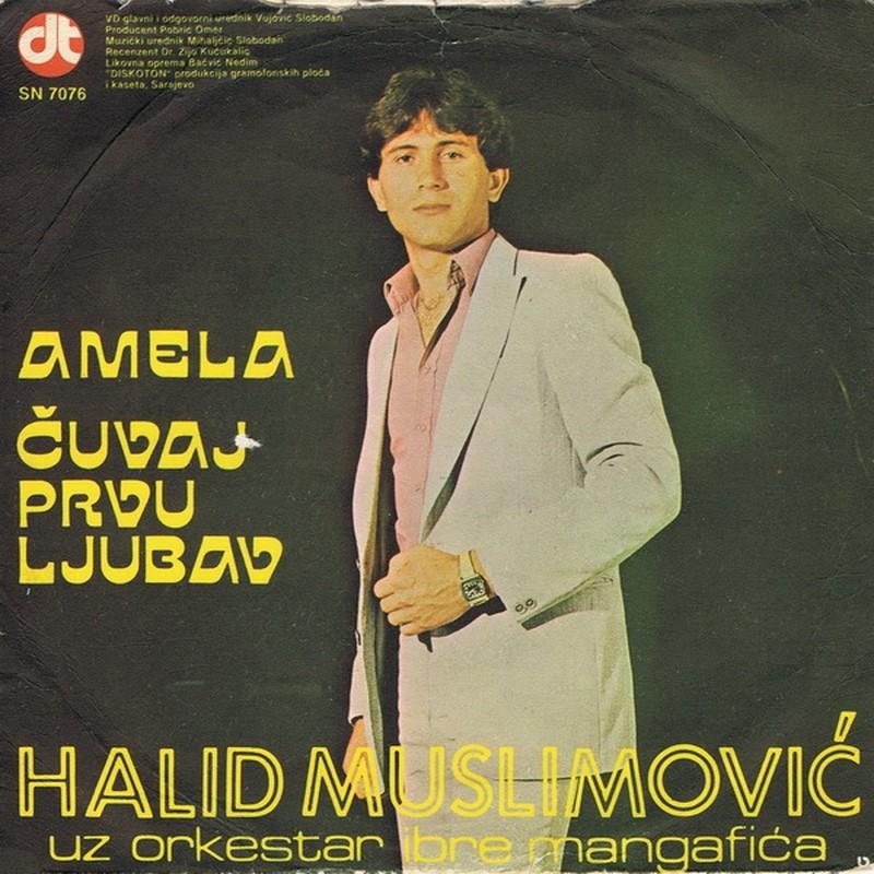 Halid Muslimovic - Diskografija Zadnja10