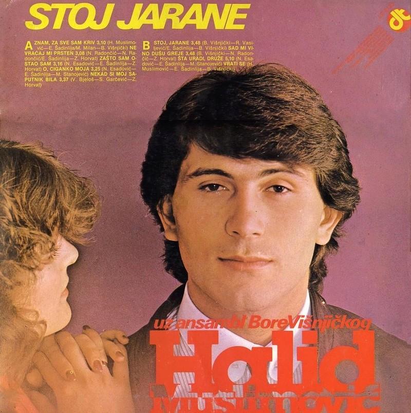 Halid Muslimovic - Diskografija Zadnja12