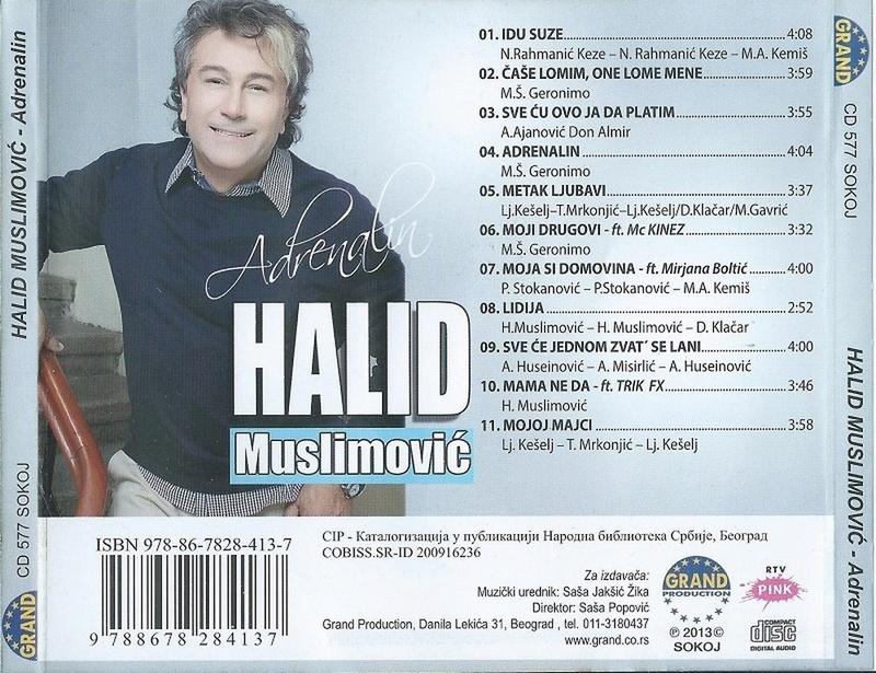 Halid Muslimovic - Diskografija - Page 2 Zadnja22