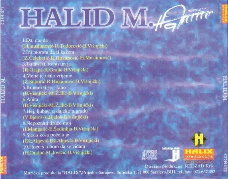 Halid Muslimovic - Diskografija - Page 2 Zadnja23