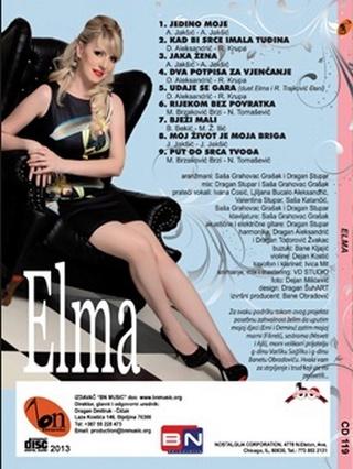 Elma Sinanovic - Diskografija Zadnja37