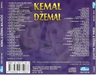 Kemal Malovcic - Diskografija - Page 3 Zadnja38