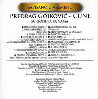 Predrag Gojkovic Cune - Diskografija  - Page 5 Zapisa16