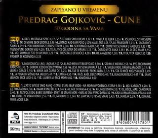Predrag Gojkovic Cune - Diskografija  - Page 6 Zapisa23