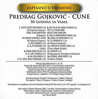 Predrag Gojkovic Cune - Diskografija  - Page 6 Zapisa24