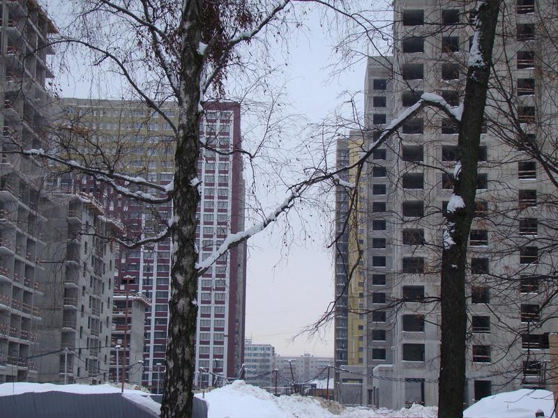 """На ЖК """"Летний сад"""" - начался монтаж фасадных конструкций! Теплозвукоизоляция под ними - лучше, чем у соседнего ЖК """"Город"""" - Страница 3 Dsc00116"""