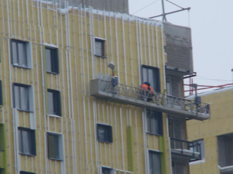 """На ЖК """"Летний сад"""" - начался монтаж фасадных конструкций! Теплозвукоизоляция под ними - лучше, чем у соседнего ЖК """"Город"""" - Страница 3 Dsc00119"""