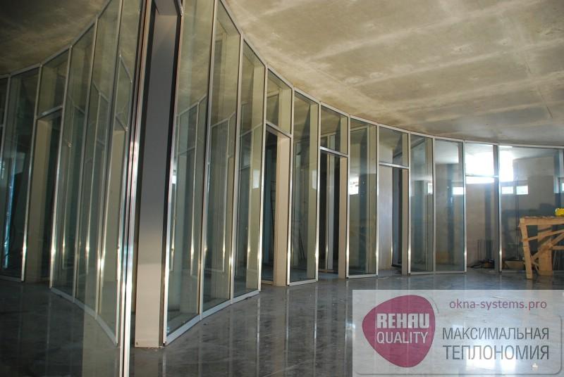 Замена объектного остекления на качественные окна Kaleva-REHAU - Страница 7 Fasadn12