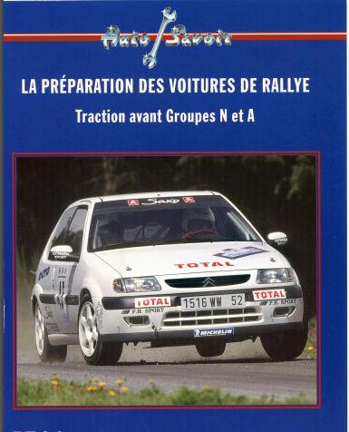 La préparation des voitures de rallye Captur11