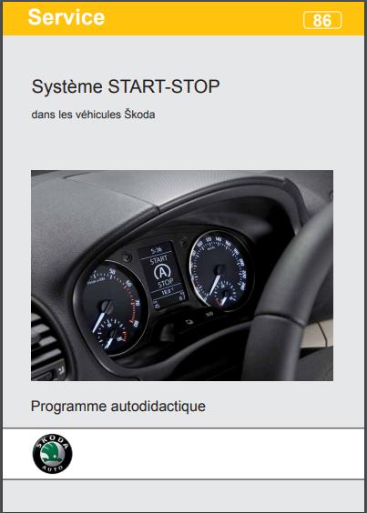 Le système START-STOP Skoda 2010 Captur20