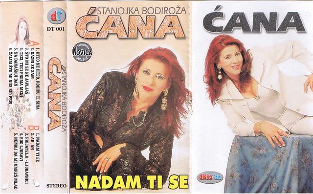 Stanojka Bodiroza Cana - Diskografija 2 Cana_111