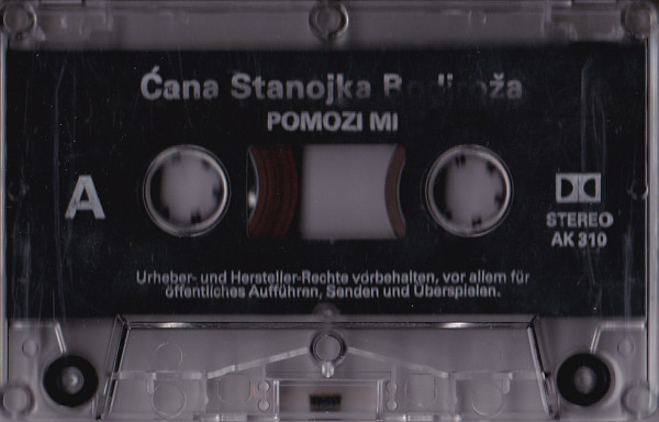 Stanojka Bodiroza Cana - Diskografija 2 R-778813