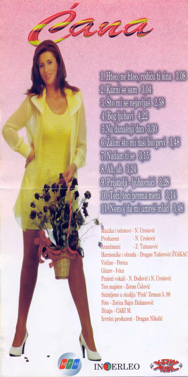 Stanojka Bodiroza Cana - Diskografija 2 Scan0012