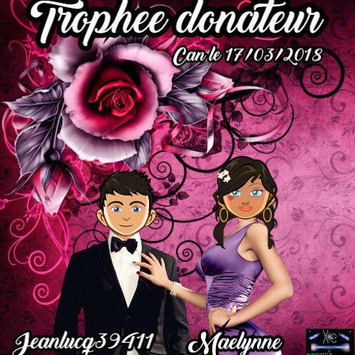 TROPHEES DU 17/03/2018 Trophe31