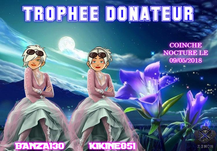 TROPHEES NOCTURNE COINCHE DU 09/05/2018 Trophe61