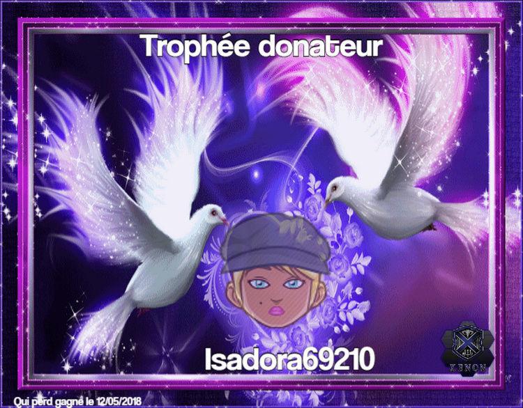 TROPHEES DU QUI PERD GAGNE LE 12/05/2018  Trophe64