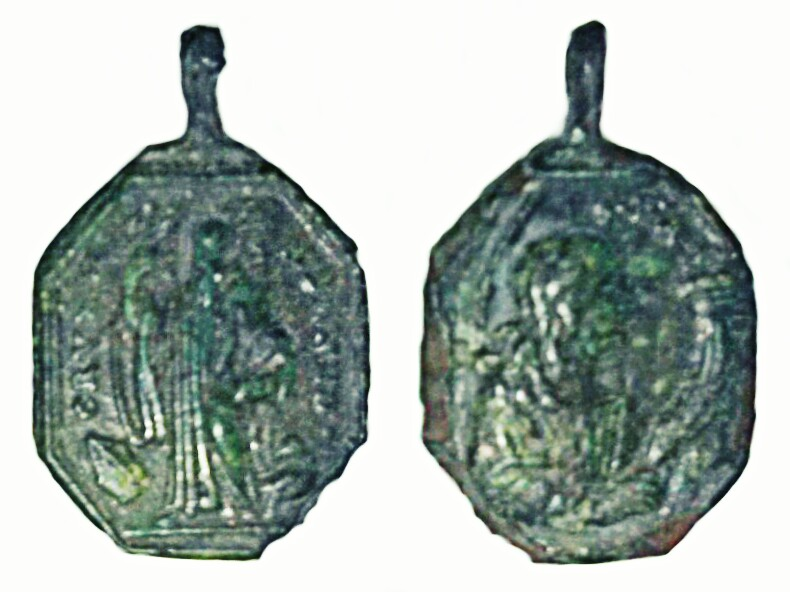 San Benito Abad / Sta. Barbara - s. XVII Picsar11