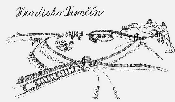 Trenčín - nevýslovná pevnosť Považia Hradis12
