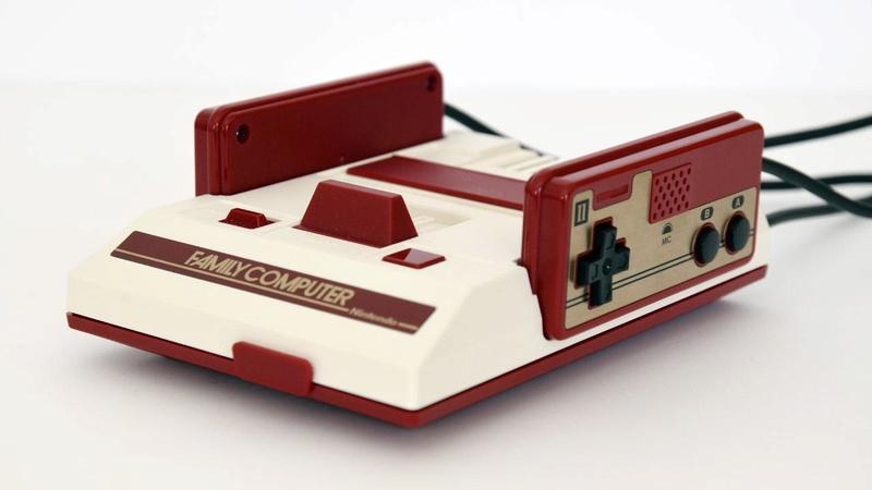 L'histoire de la Nes dans le monde 1/2 , Par Retrotechnologie Famico10