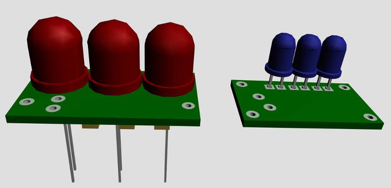Трехрехфазный генератор для светодиодов 3phase22