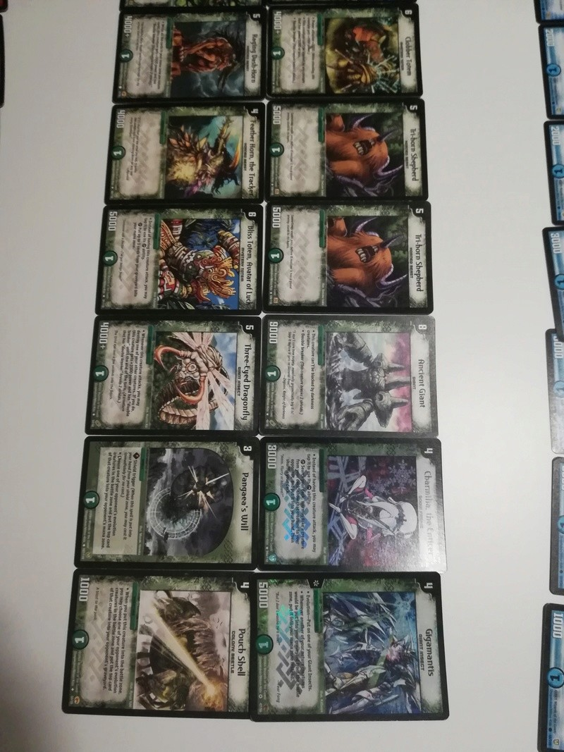 Rare cards? I have an old collection and I wonder if someone could help me value my deck. Img_2030