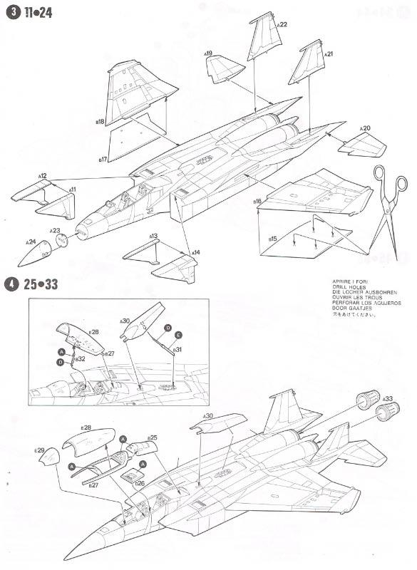 [Italeri] F-15 E Cci30012