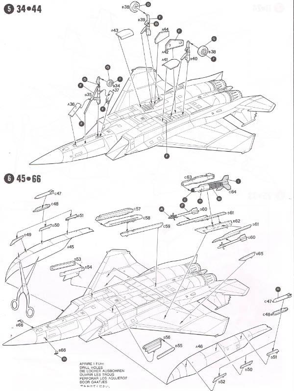 [Italeri] F-15 E Cci30014