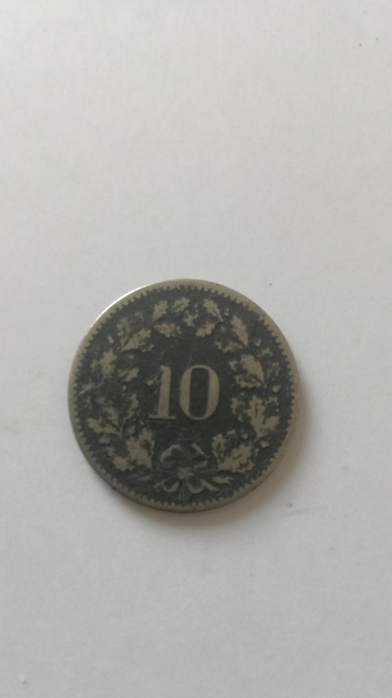LIMPIEZA DE MONEDAS 10 rappen suiza 1850 Img_2029