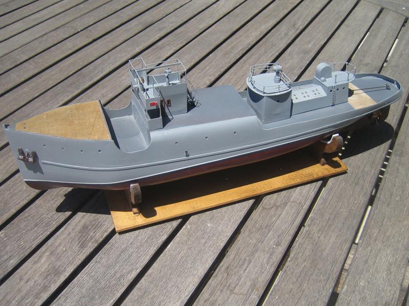 Le PAON, sister-ship du COQ, futur SAINT-CHARLES Paon_214