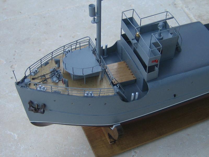 Le PAON, sister-ship du COQ, futur SAINT-CHARLES Paon_216