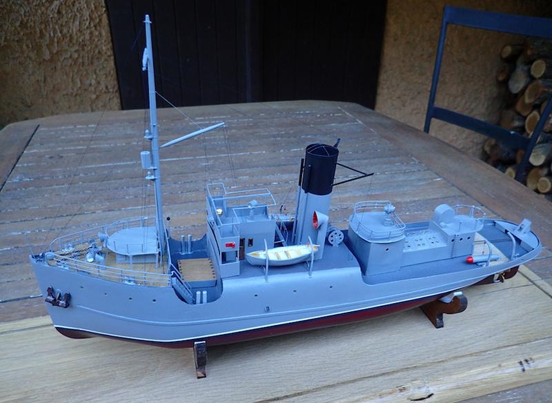 Le PAON, sister-ship du COQ, futur SAINT-CHARLES Paon_f11