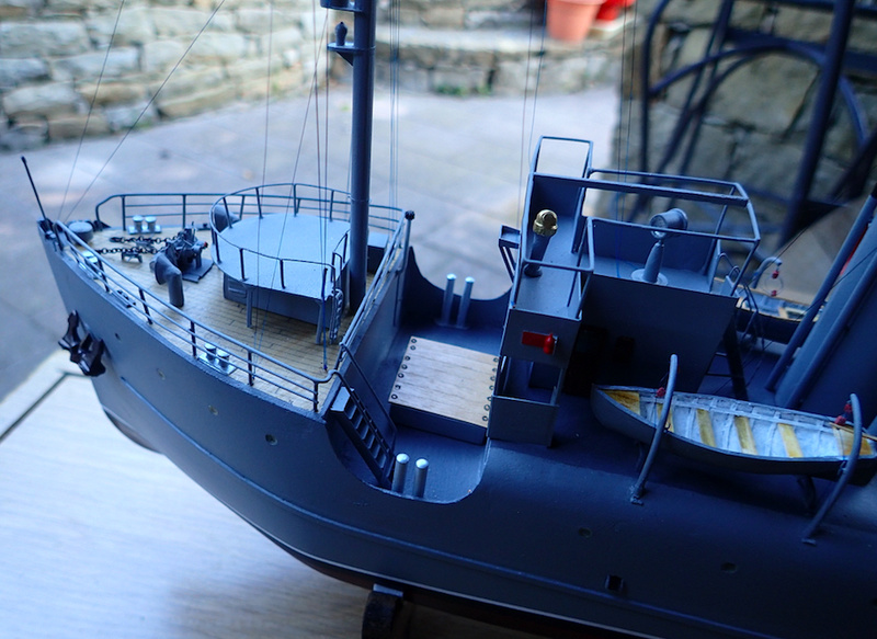 Le PAON, sister-ship du COQ, futur SAINT-CHARLES Paon_f12