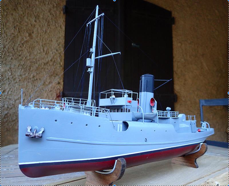Le PAON, sister-ship du COQ, futur SAINT-CHARLES Paon_f13