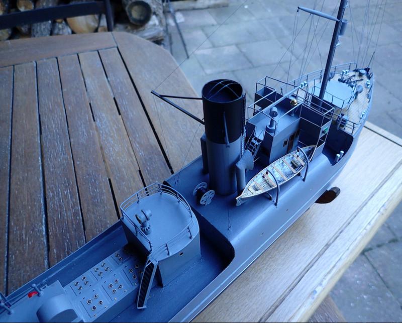Le PAON, sister-ship du COQ, futur SAINT-CHARLES Paon_f14