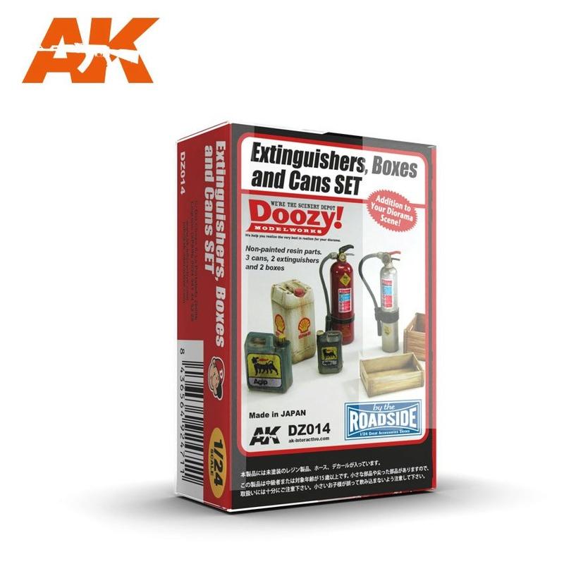 Nouveautés AK pour dio Dz01410