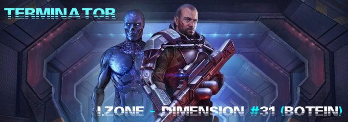 iZone - Dimension #31 (Botein) - Terminator