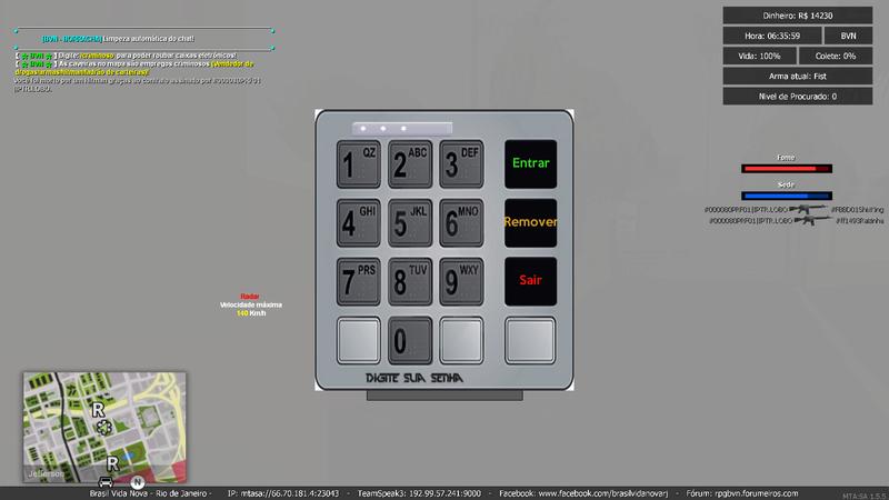 O player Lobo matou eu é minha amiga na loja de motos, estava no caixa elétronico  Loo10
