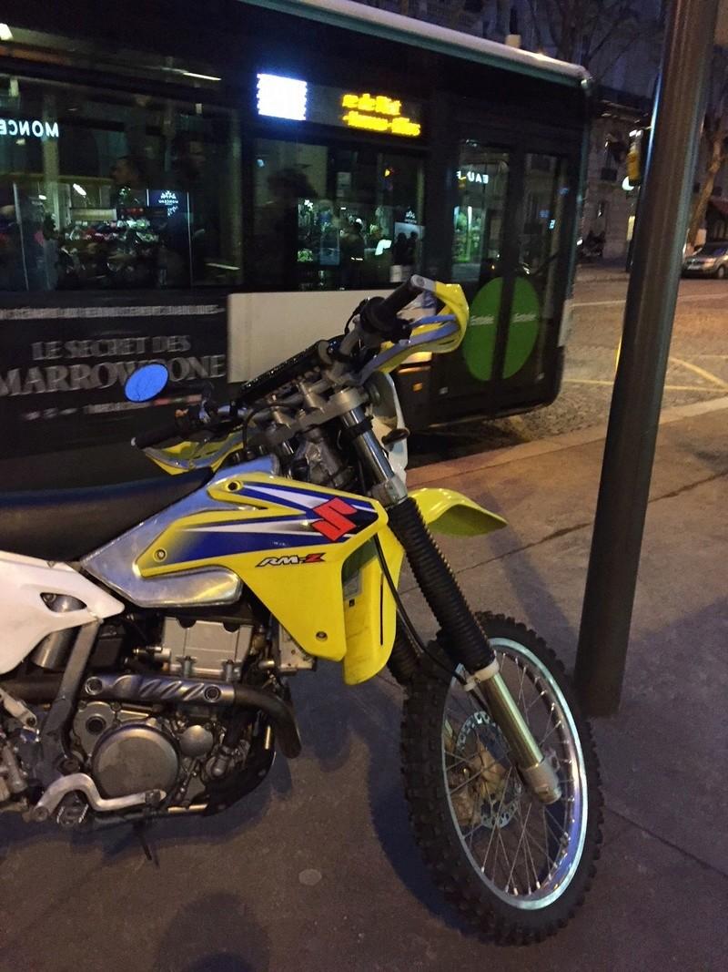 nouvelle moto Drz 400 e rsr Img_3511