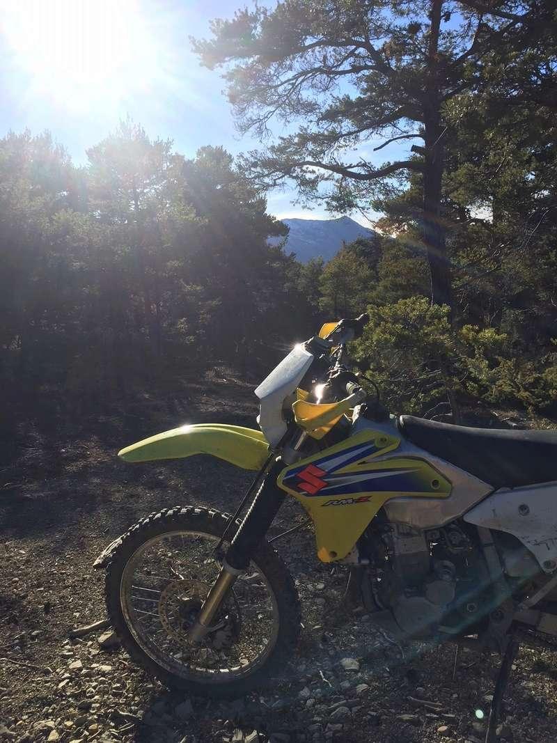 nouvelle moto Drz 400 e rsr Img_3610