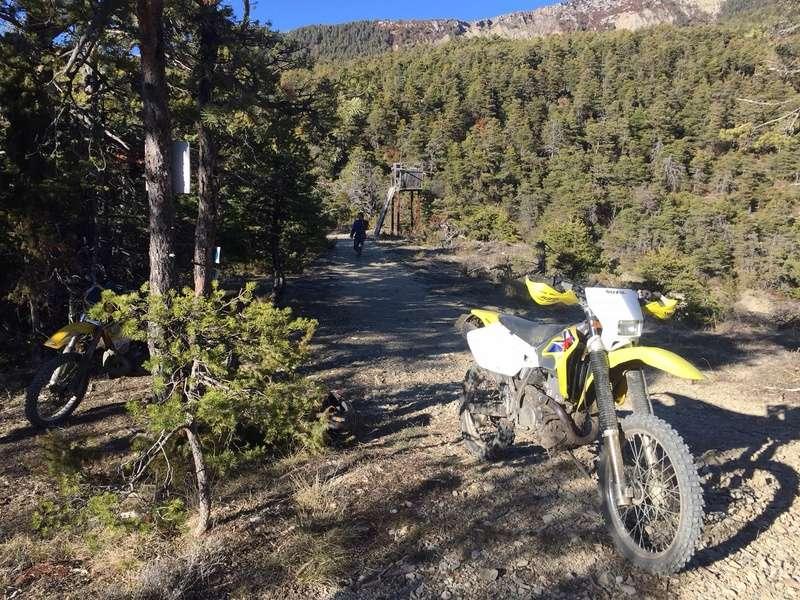 nouvelle moto Drz 400 e rsr Img_3611