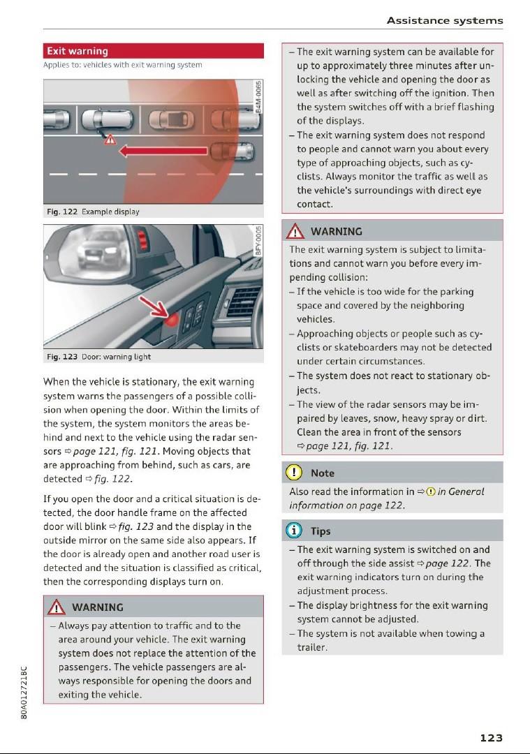 Rilevamento angoli ciechi - Pagina 2 Pag410