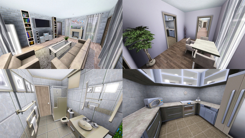 Stavba podle půdorysu Houseplan A10